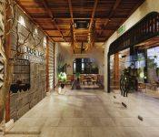 Bí quyết thiết kế nhà hàng hợp phong thuỷ các khu vực chức năng