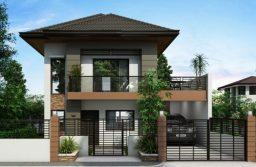 Nhà mái thái là một trong số những thiết kế nhà ở đơn giản, tiết kiệm chi phí nhưng mang tới vẻ đẹp tinh tế và hiện đại nhất hiện nay.