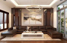 Phòng khách nhà phố là bộ mặt của ngôi nhà. Bạn nên chú ý tính thẩm mỹ, công năng và phong thuỷ riêng cho căn phòng.