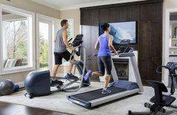 Chọn vị trí thích hợp nhất cho phòng tập điều chỉnh đáng kể thói quen tập luyện cá nhân.