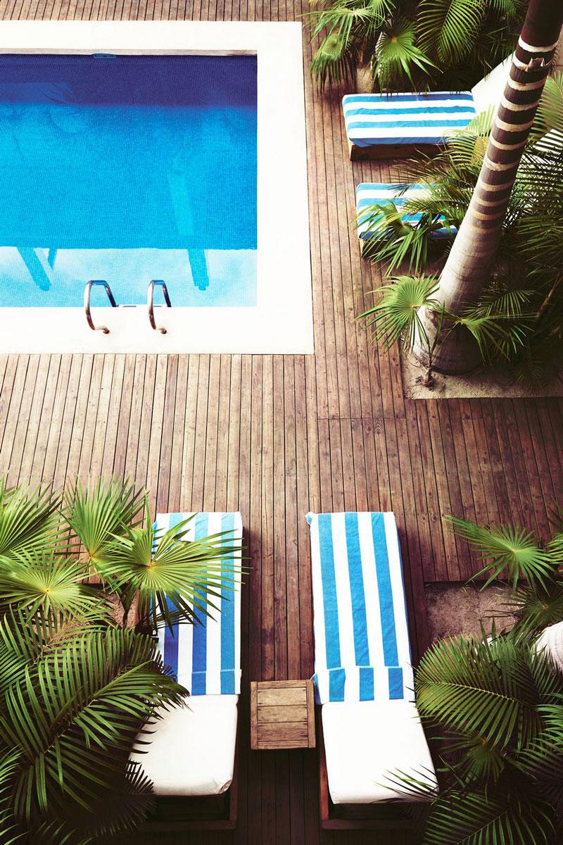 Thiết kế bể bơi gia đình 2